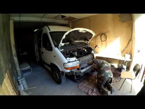 Рено мастер 2 5 dci ремонт двигателя книга
