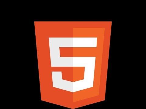 HTML5 - חלק ראשון : מדריך למתחילים/מתקדמים 2017-2018
