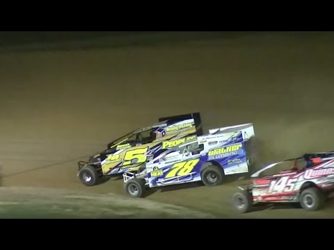 370 Modified Feature | Woodhull Raceway | 8-8-15