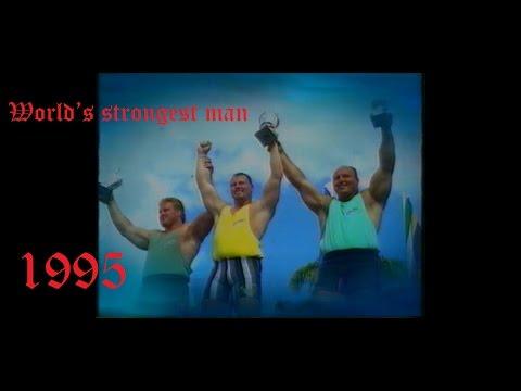 World's strongest man 1996 Mauritius.