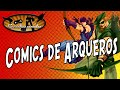 Comics de Arqueros: Hawkeye y Green Arrow