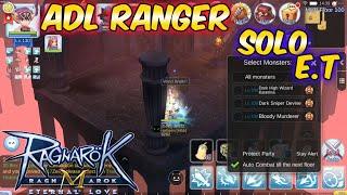 ADL Ranger Solo E.t vs Ep.6 MVP   Ragnarok Mobile Eternal Love