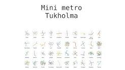 Mini Metro: Tukholma
