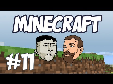 Minecraft - Episode 11 - The Ballad of Johnny Crapper
