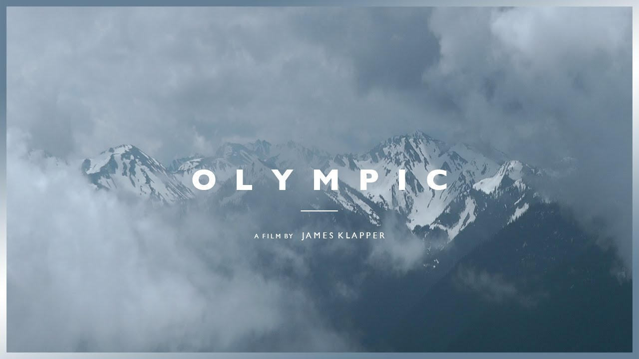 Olympic National Park (Short Cinematic Nature Film)