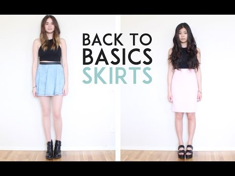 Back to Basics: Skirts