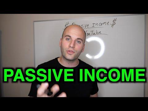 How I make passive income online ($600 per hour)