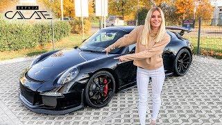 Mein Porsche GT3 ist wieder schwarz!