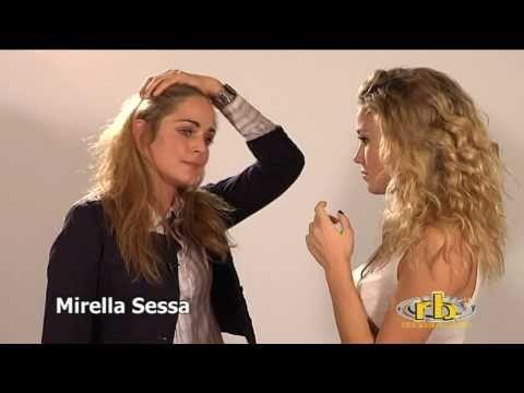 MIRELLA SESSA - provino e intervista - WWW.RBCASTING.COM