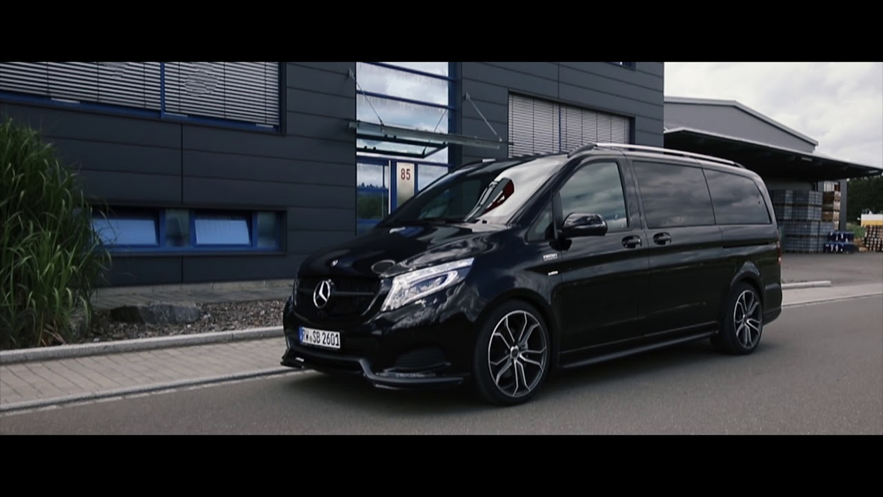 2017 mercedes benz v klasse by piecha overview youtube. Black Bedroom Furniture Sets. Home Design Ideas