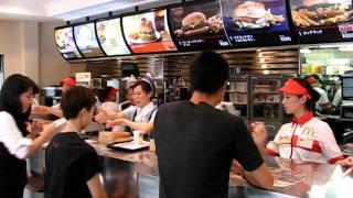 Macdonald japan amazing service thumbnail