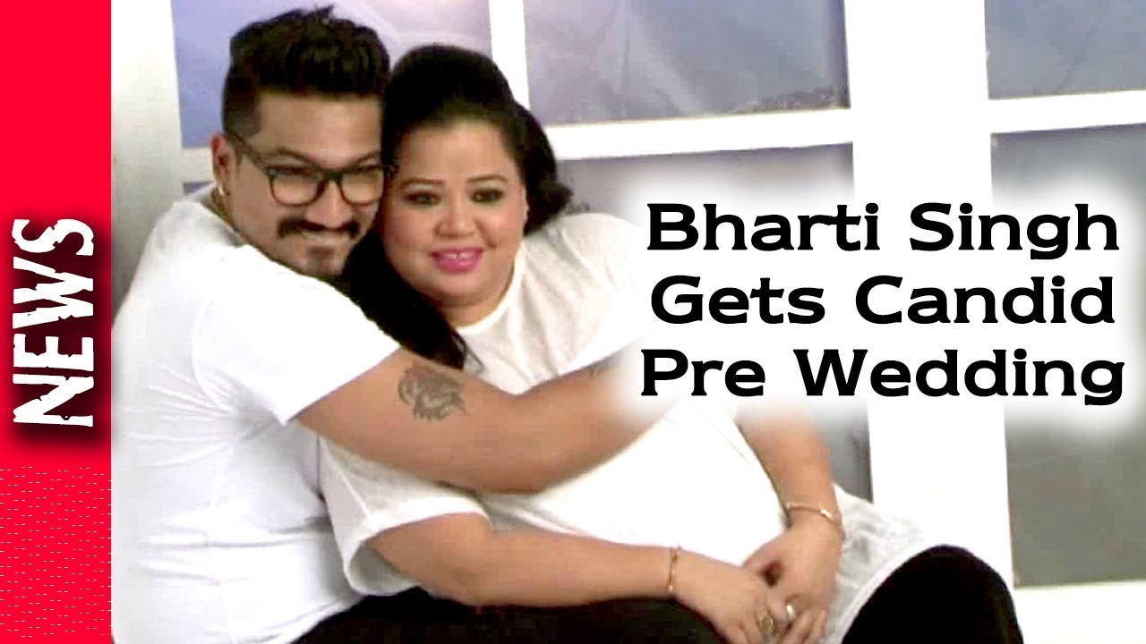 Latest Bollywood News - Bharti Singh Pre Wedding Photoshoot - Bollywood Gossip 2017