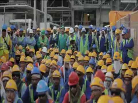 Shell Safety Film FINAL GTL project Qatar