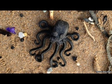 LEGOs Wash Up On Beaches 17 Years After Spill