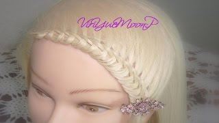 the knotted headband   viriyuemoon