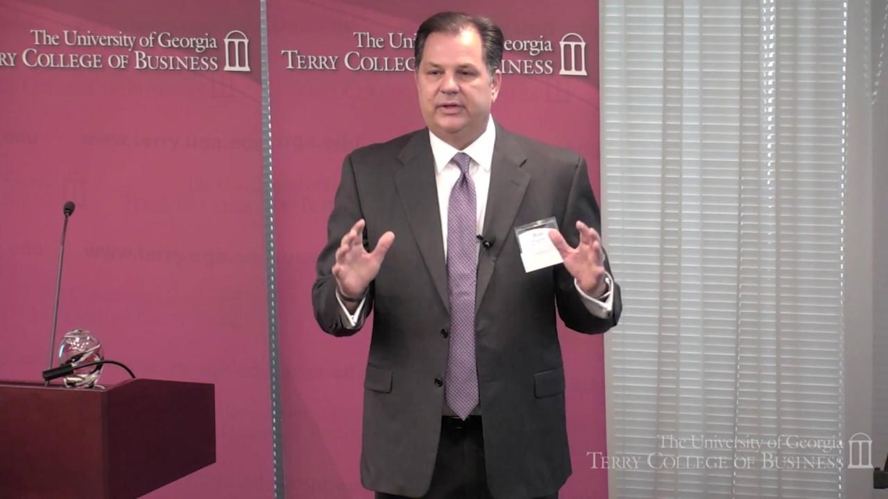 Ron Rogowski, Chairman, Atlanta Sports Council and Vice President of Global  Brand, UPS