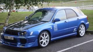 Subaru Impreza WRX STI Wallpapers Videos