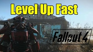 Fallout 4 Tips - Level Up fast! (1080p)