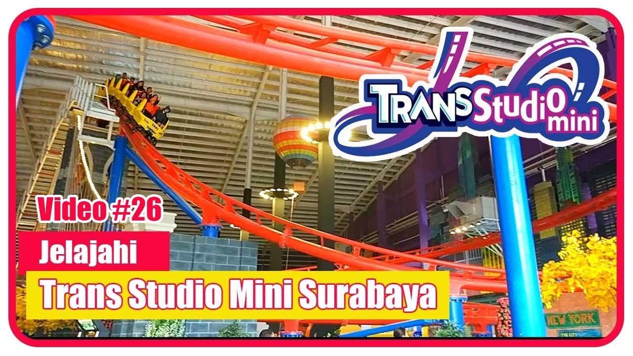 Trans Studio Surabaya Wahana Bermain Anak Di Transmart Rungkut Surabaya Hana Family