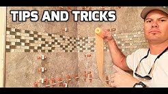 Mosaic Tile Tips and Tricks 👊