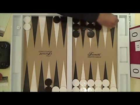 [Backgammon World Championship 2014] Semifinal - Akiko Yazawa vs. Mochy