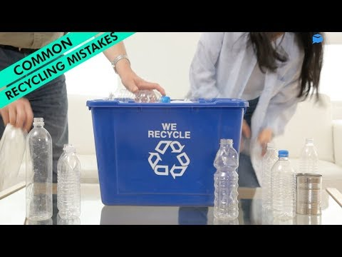 Recycling mistakes are more costly than you think