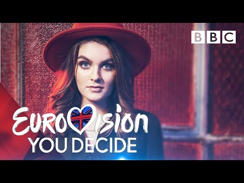Holly Tandy Sings 'Bigger Than Us' | Eurovision: You Decide - BBC