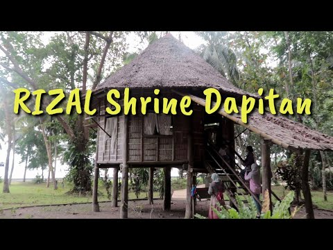 RIZAL SHRINE DAPITAN  2020 Visit