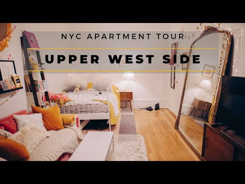NYC Apartment Tour | $2,500 On The Upper West Side