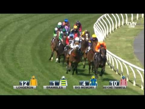 Longeron - Flemington - Race 3 Sept 13 2014