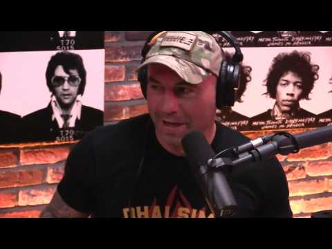 Everlast Tells a PCP Story - The Joe Rogan Experience