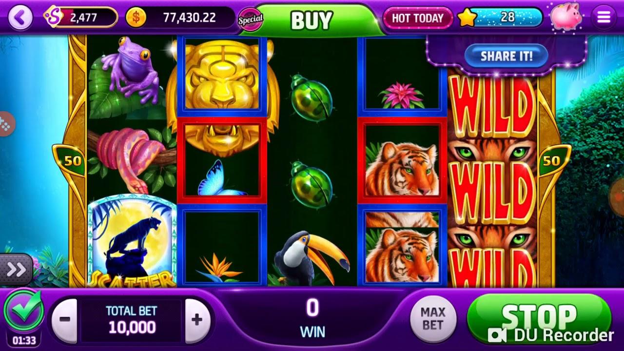 how to make money on slotomania