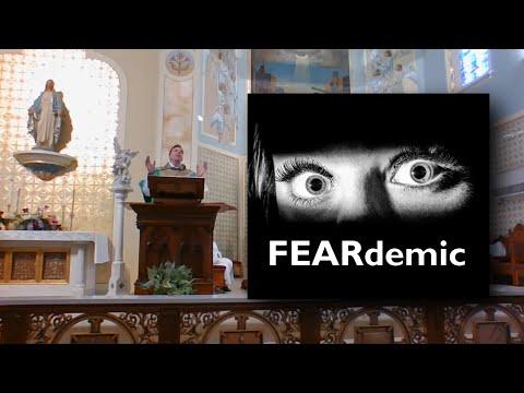 Fr. Altman: FEARdemic - Trust God, Not Men