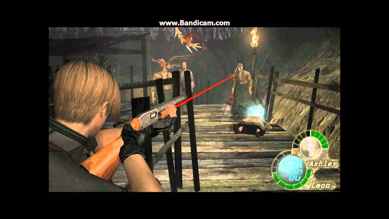 Resident evil 4 - Chainsaw Sisters - YouTube