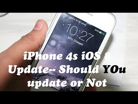Iphone 4s Official Ios Update