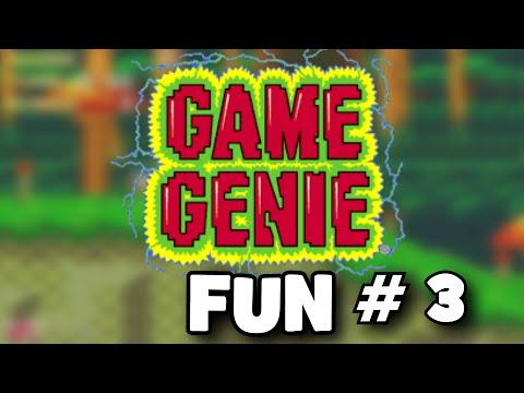 Game Genie Fun # 3