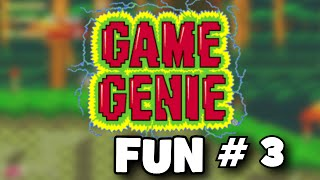 Game Genie Fun # 3