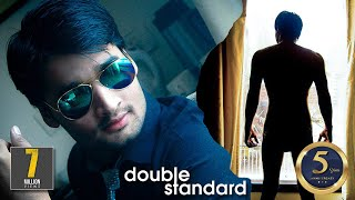 Repeat youtube video Gay Themed Hindi Short Film - DOUBLE STANDARD (2015)