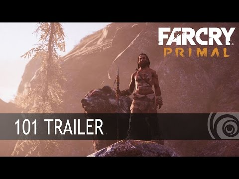 Far Cry Primal – 101 Trailer [EUROPE]
