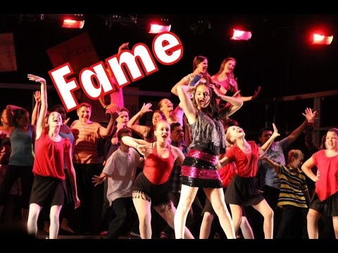 There She Goes/Fame ~ Fame The Musical