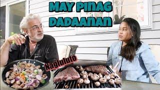 Ayaw Kung iiyak ( Fil-Am Vlog )