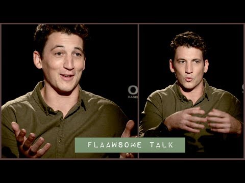 How MILES TELLER Really Feels About Selfies...