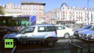La vague de protestations contre Uber atteint Toulouse