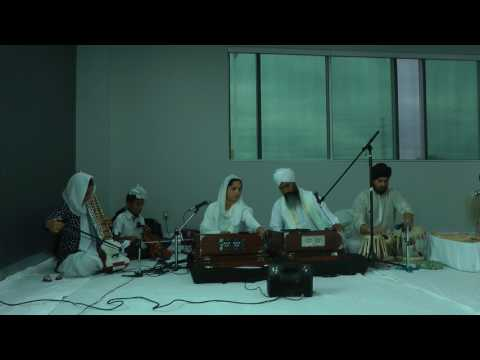 Toronto Kirtan Dhara Group's Shabad Keertan at Nanda Law Office 2017