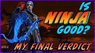 Is Ninja Good?  My FINAL Verdict | Raid Shadow Legends