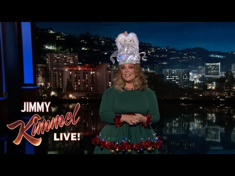 Melissa McCarthy's Guest Host Monologue on Jimmy Kimmel Live