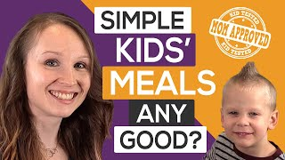 🧒 Yumble Review \u0026 Taste Test Simple But Does This 4 Year Old Like These Meals