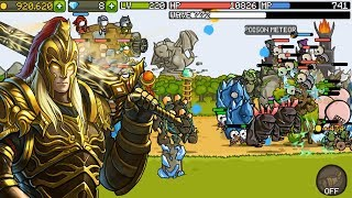 Stick Man Người Que Nâng Cấp Lên Paladin| Grow Castle | Top Game Mobile Hay Android, Ios