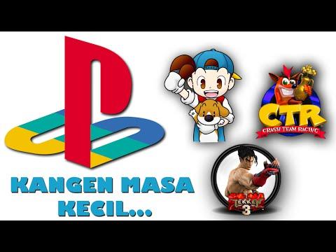 play Playstation 1 on PC !! (cara main PS 1 di PC/laptop)