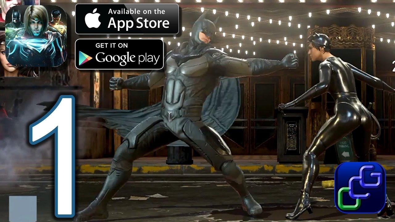 injustice 2 apk download ios